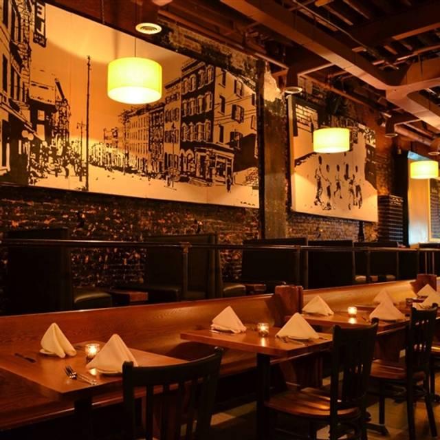 The Capital: American Eatery & Lounge, Albany, NY