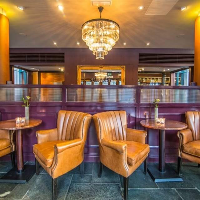 The Salt Point Bar, London