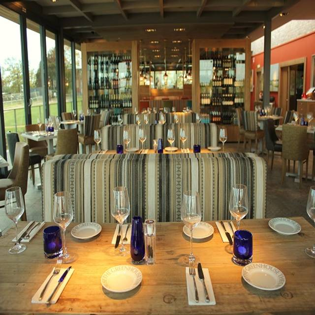 The Greenhouse Restaurant, Corsham, Wiltshire