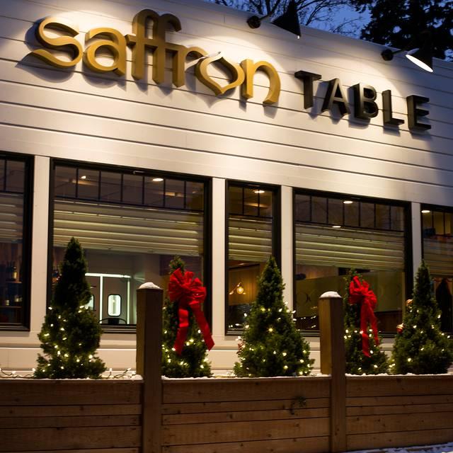 Saffron Table Outside - Saffron Table, Bozeman, MT