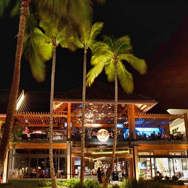 Hard Rock Cafe - Honolulu, Honolulu, HI