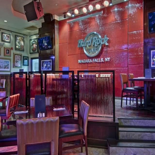 Hard Rock Cafe - Niagara Falls, Niagara Falls, NY