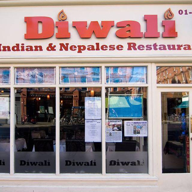 Diwali Indian Restaurant, Dublin, Co. Dublin