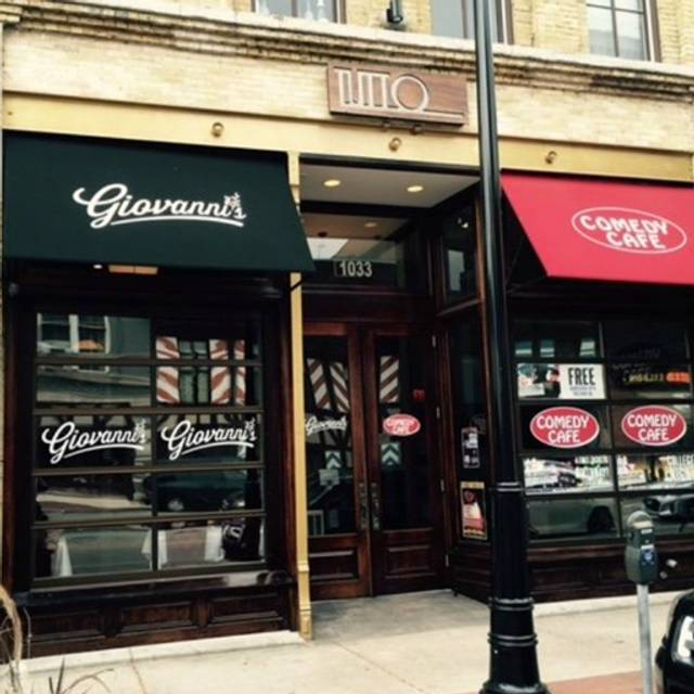 Giovanni's Italian Restaurant, Milwaukee, WI