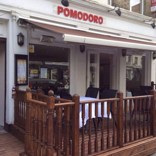 Pomodoro, London