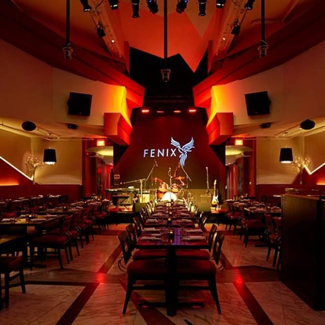 Fenix Restaurant San Rafael Ca Opentable