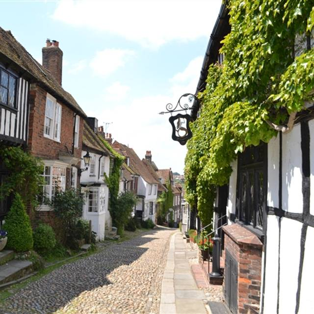 The Mermaid Inn, Rye, East Sussex