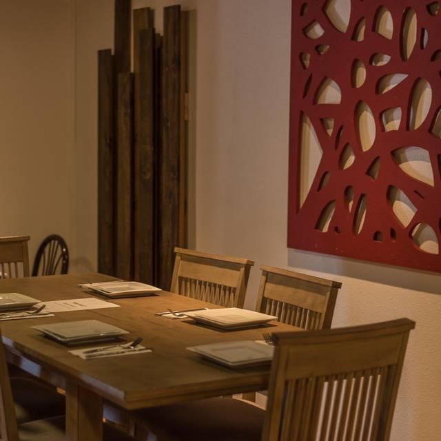 Interior - Arawan Thai Bistro & Dessert, Las Vegas, NV