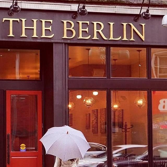 Parking For The Berlin Restaurant Kitchener