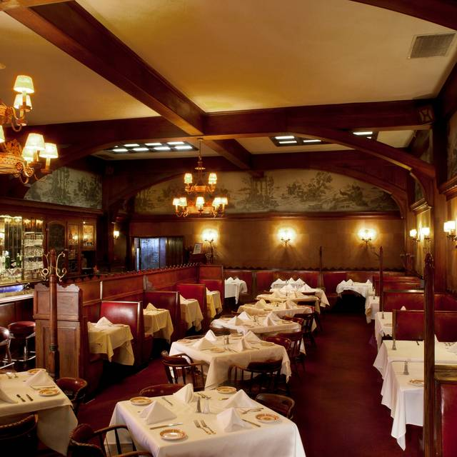 Musso Amp Frank Grill Restaurant Los Angeles Ca Opentable