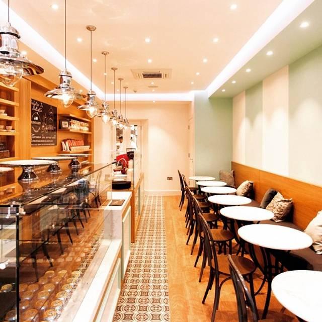 Manna Dew Cafe Menu