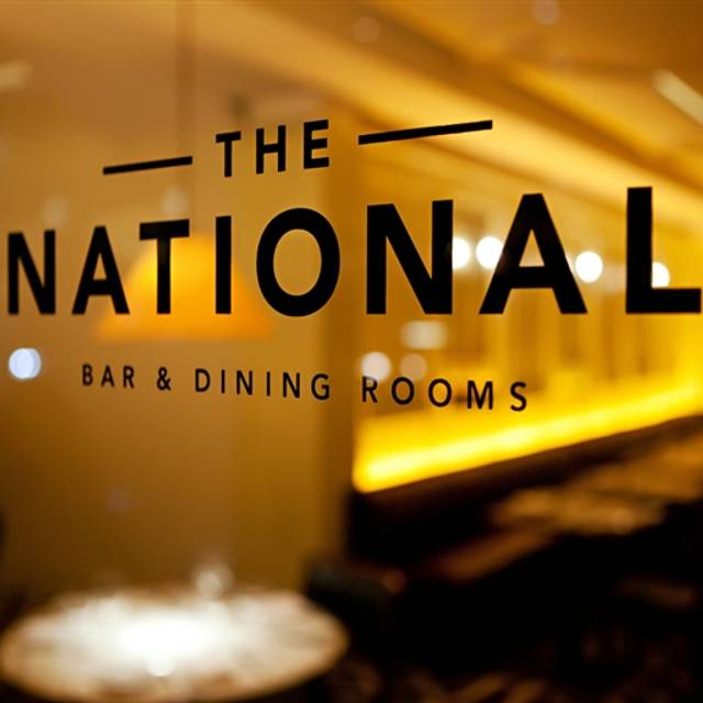 The National Bar & Dining Rooms, New York, NY