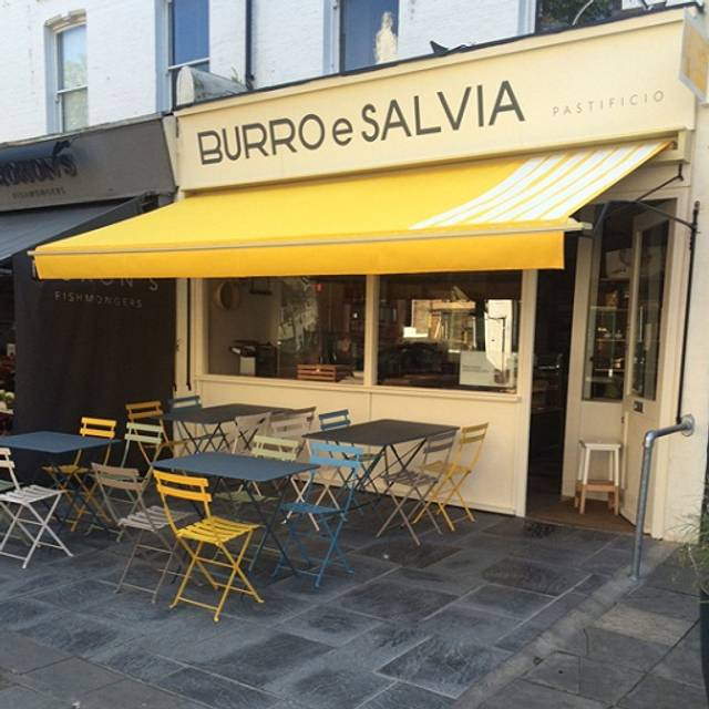 burro e salvia east dulwich restaurant london opentable