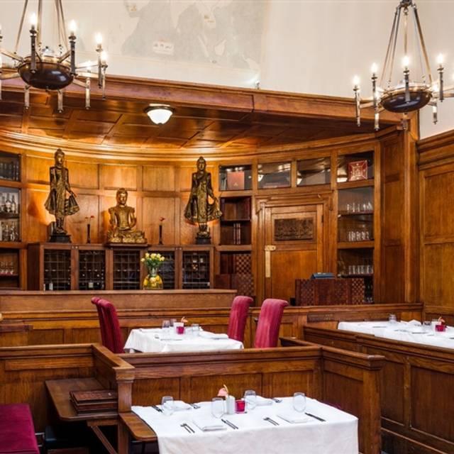 Silk Restaurant, London