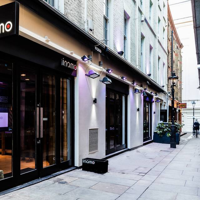 Inamo - Covent Garden, London