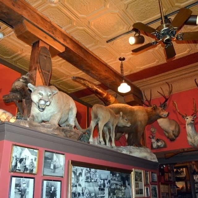 Internal Buckhorn Artifacts - Buckhorn Exchange, Denver, CO