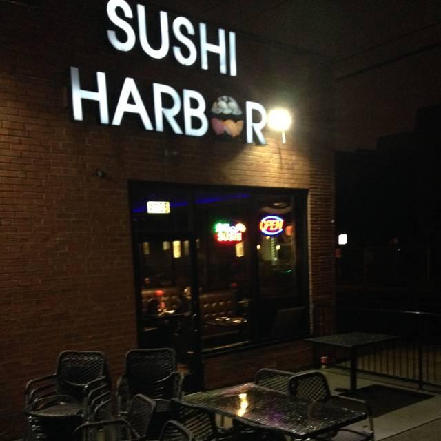Exterior Patio   Sushi Harbor, Denver, CO