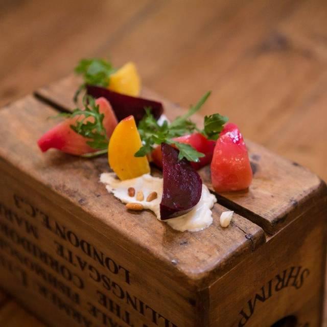 Beetroot Salad - 28-50 Marylebone, London