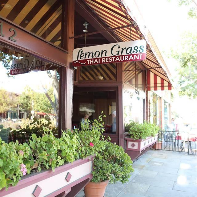 Lemongrass Thai Restaurant Livermore Livermore Ca