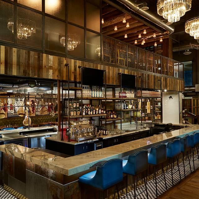 Jo Bar - Jamie's Italian - Yorkdale, Toronto, ON