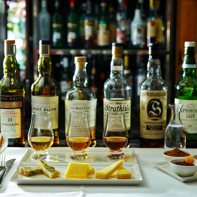 Whisky Pairing  At The Capital Bar - The Restaurant at The Capital, London