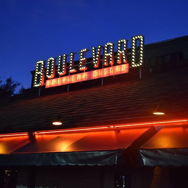 Boulevard American Bistro - Boulevard American Bistro, Metairie, LA