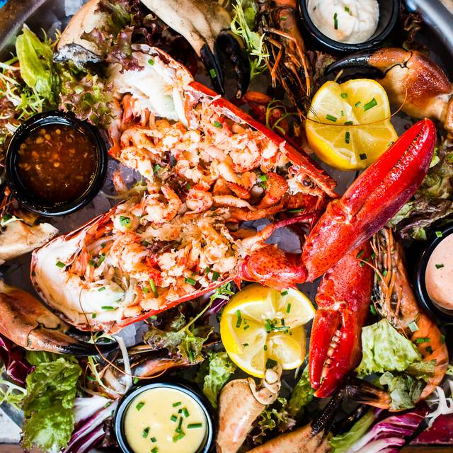 Seafood Platter- - Blues Kitchen Brixton, London