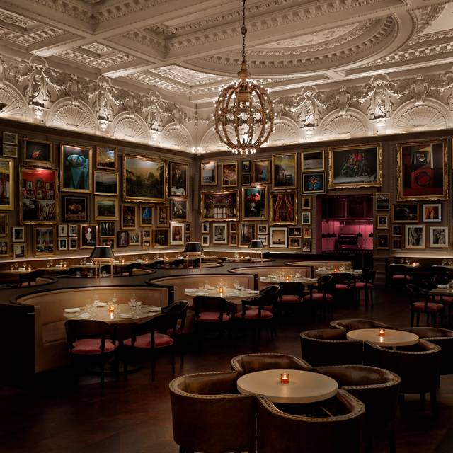 Berners Tavern - Berners Tavern, London