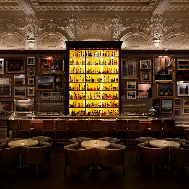 Berners Tavern Bar - Berners Tavern, London