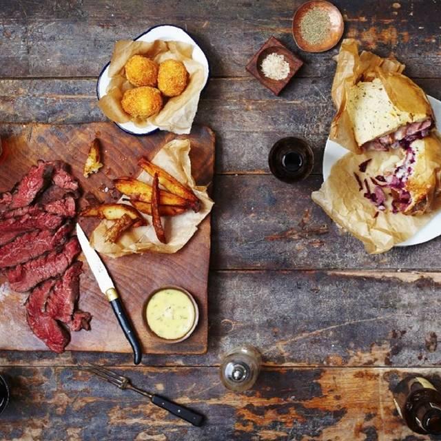 Beef & Brew, Kentish Town, London