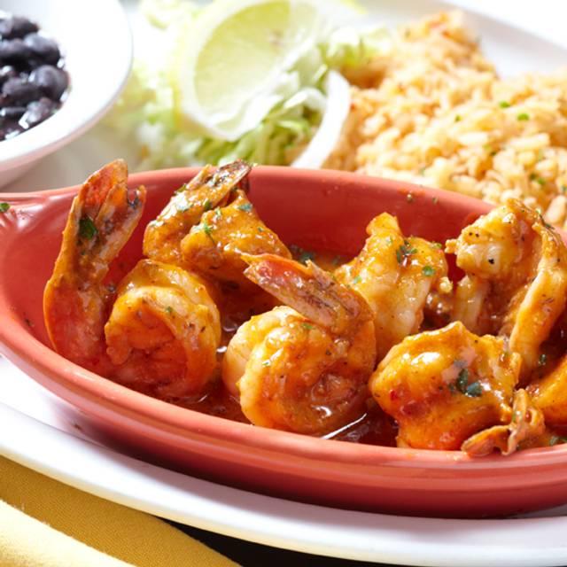 Camarones A La Diabla - Rio Azul Mexican Bar & Grill, Palm Springs, CA
