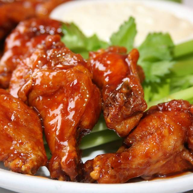 wing dings - The Byrd House, Orchard Park, NY