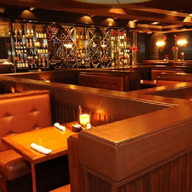 Baton Rouge Bâton Steakhouse Bar Barrie On