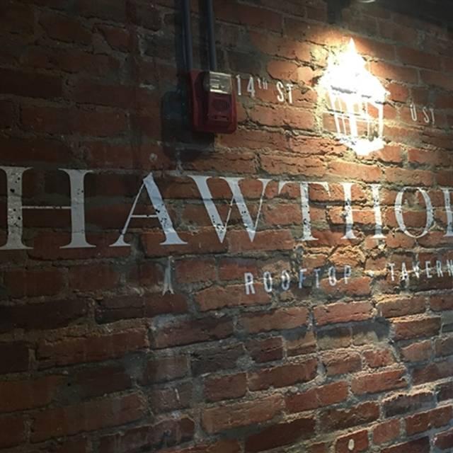 Hawthorne, Washington, DC