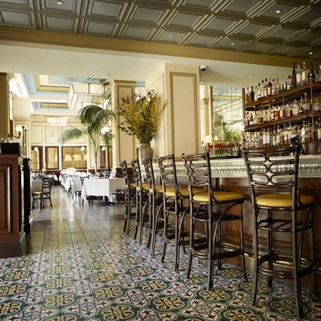 Permanently Closed Bouchon Beverly Hills Restaurant