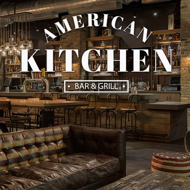 American Kitchen Bar & Grill, Lake Buena Vista, FL