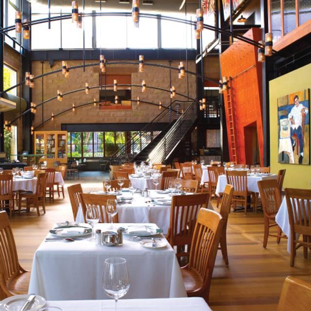 Emeril's orlando main dining - Emeril's Restaurant Orlando, Orlando, FL