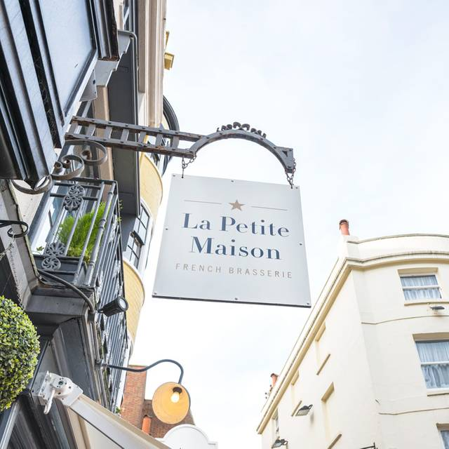 Pm- - La Petite Maison, Brighton, East Sussex