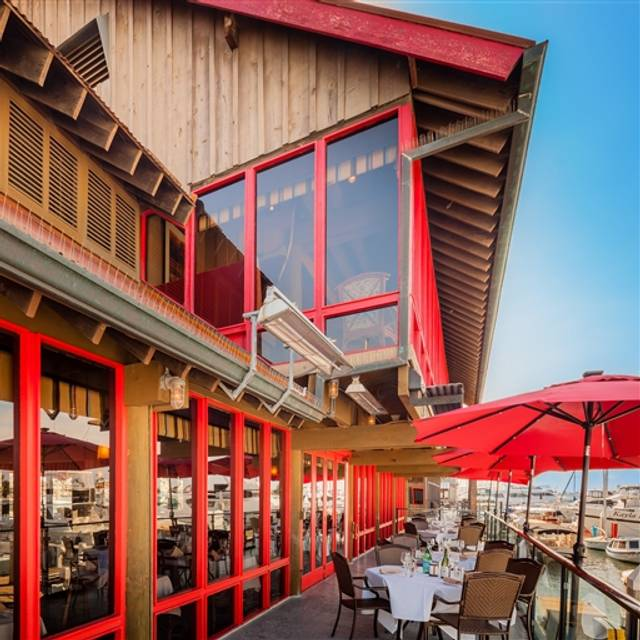 Rusty Pelican Restaurant, Newport Beach, CA