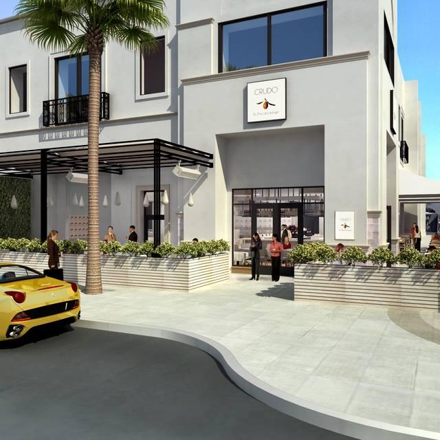 Exterior - Crudo by Pascal Lorange, San Diego, CA