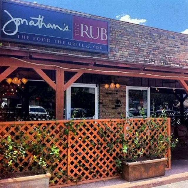 Jonathans External - Jonathan's The Rub, Houston, TX