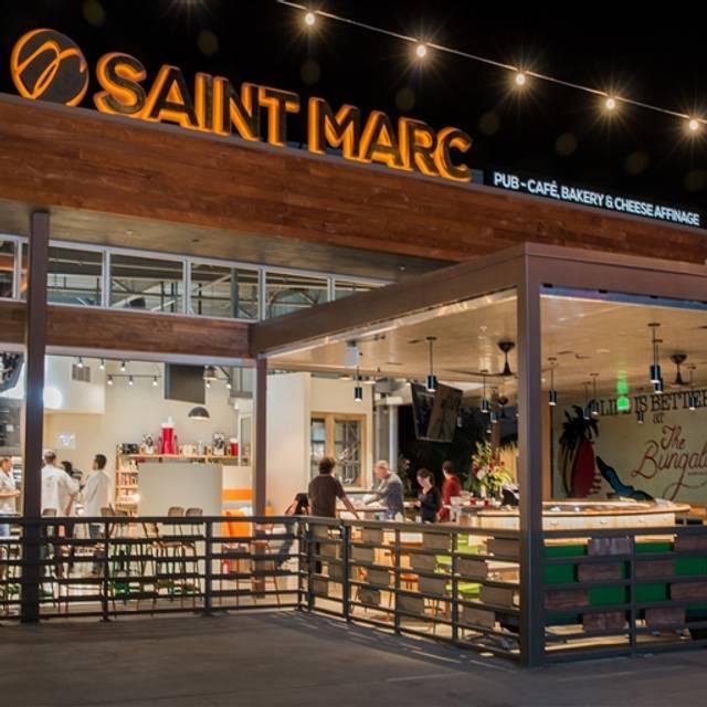 Saint Marc Pub Cafe Bakery Cheese Affinage Restaurant