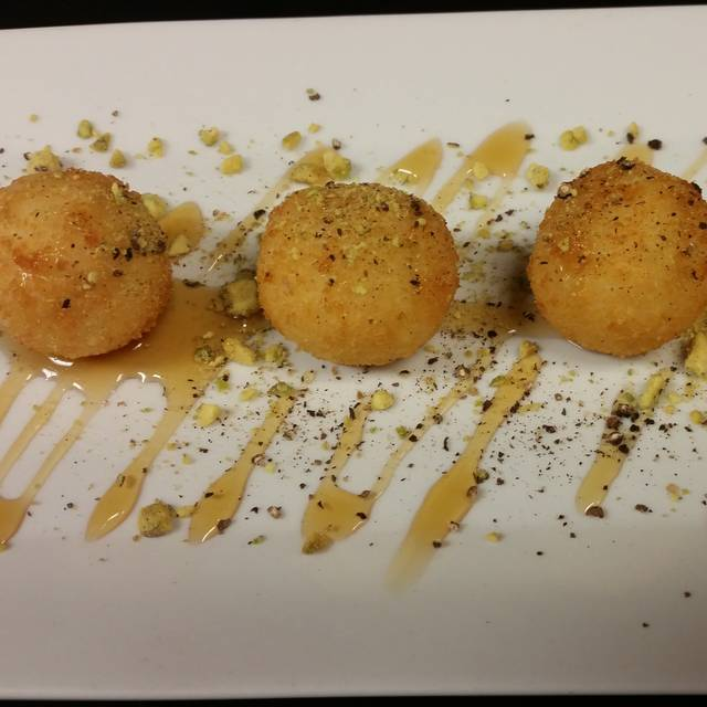 Goat Cheese Balls - Hangers Restaurant, Richmond, KY