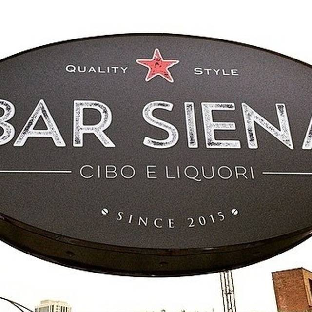 Bar Siena, Chicago, IL