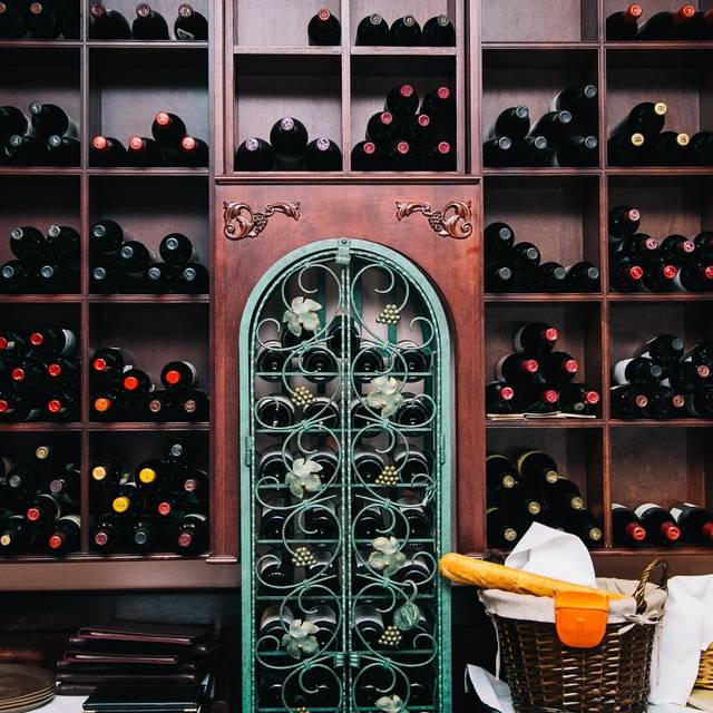 Interior Wine Wall - Charivari, Houston, TX