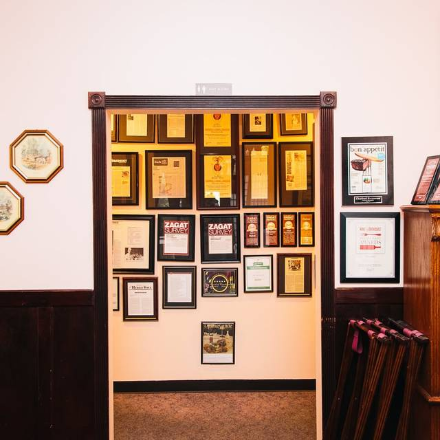 Back Award Wall - Charivari, Houston, TX