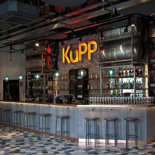 Kupp - KuPP Paddington, London