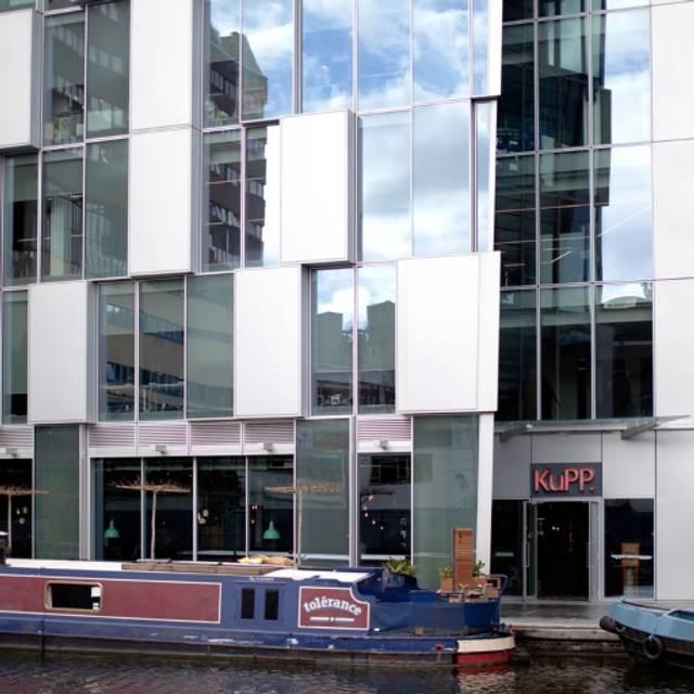 Kuppext - KuPP Paddington, London