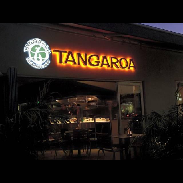 Tangaroa fish market raw bar restaurante culver city - Restaurante kuo ...