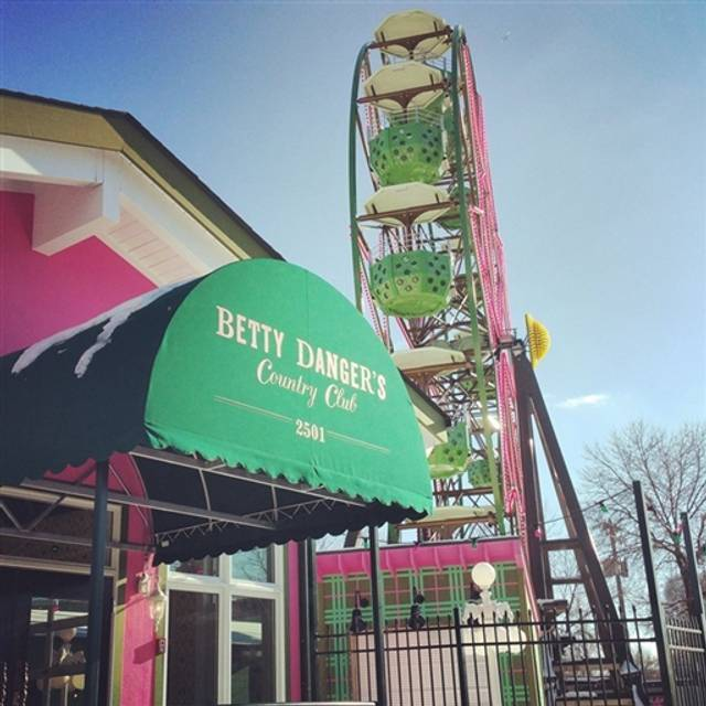 Betty Danger's Country Club, Minneapolis, MN